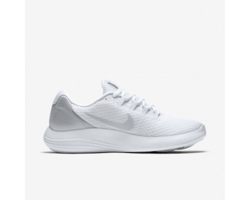 Nike LunarConverge Womens Shoes White/Wolf Grey/Pure Platinum Style: 852469-100