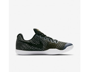 Nike Kobe Mamba Instinct Mens Shoes Black/Wolf Grey/Metallic Gold/White Style: 852473-010