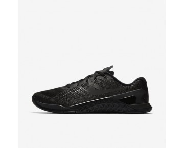 Nike Metcon 3 Mens Shoes Black/Black Style: 852928-002