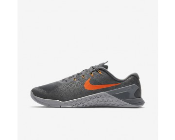 Nike Metcon 3 Mens Shoes Dark Grey/Wolf Grey/Cool Grey/Hyper Crimson Style: 852928-007