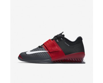 Nike Romaleos 3 Mens Shoes University Red/Dark Grey/Black/White Style: 852933-600
