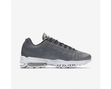Nike Air Max 95 Ultra Essential Mens Shoes Cool Grey/White/White Style: 857910-007