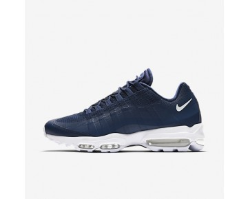 Nike Air Max 95 Ultra Essential Mens Shoes Armoury Navy/Blue Fox/Squadron Blue/Blue Fox Style: 857910-401