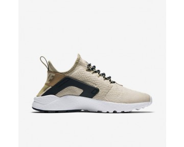 Nike Air Huarache Ultra SE Womens Shoes Oatmeal/Khaki/Black/Oatmeal Style: 859516-100