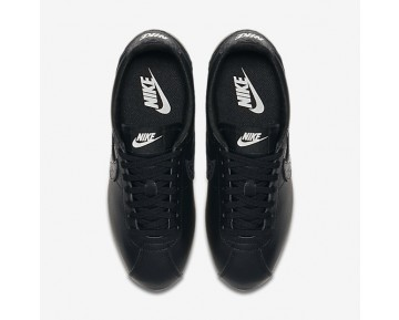 Nike Classic Cortez Leather Lux Womens Shoes Black/Sail/Gum Medium Brown/Black Style: 861660-004
