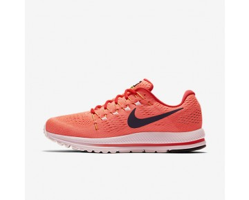 Nike Air Zoom Vomero 12 Mens Shoes Bright Mango/Bright Crimson/Melon Tint/Binary Blue Style: 863762-801