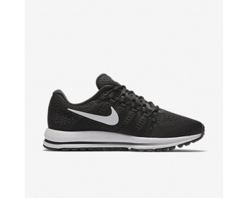 Nike Air Zoom Vomero 12 Womens Shoes Black/Anthracite/White Style: 863766-001