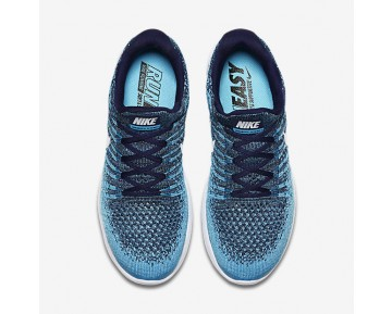 Nike LunarEpic Low Flyknit 2 Womens Shoes Binary Blue/Polarised Blue/Chlorine Blue/White Style: 863780-402