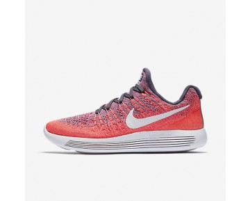 Nike LunarEpic Low Flyknit 2 Womens Shoes Dark Raisin/Purple Earth/Hydrangeas/White Style: 863780-500