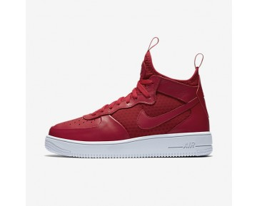 Nike Air Force 1 UltraForce Mid Mens Shoes Gym Red/White/Gym Red/Gym Red Style: 864014-600