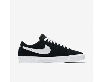 Nike SB Blazer Low Mens Shoes Black/Gum Light Brown/White Style: 864347-019