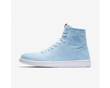 Air Jordan 1 Retro High Decon Mens Shoes Ice Blue/Vachetta Tan/White Style: 867338-425