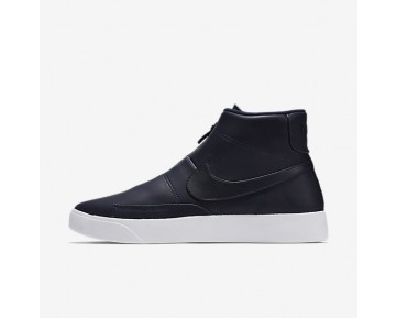 Nike Blazer Advanced Mens Shoes Obsidian/White/Obsidian/Obsidian Style: 874775-400