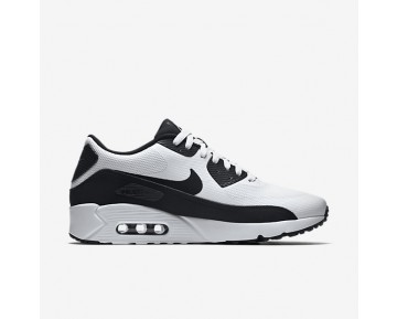 Nike Air Max 90 Ultra 2.0 Essential Mens Shoes White/White/Black Style: 875695-100
