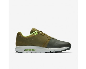 Nike Air Max 1 Ultra 2.0 SE Mens Shoes Cargo Khaki/Militia Green/Electric Green/Militia Green Style: 875845-300