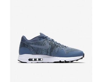 Nike Air Max 1 Ultra 2.0 Flyknit Mens Shoes Ocean Fog/Mica Blue/Black/Ocean Fog Style: 875942-400