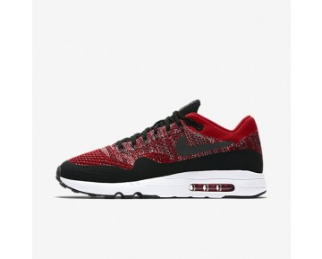 Nike Air Max 1 Ultra 2.0 Flyknit Mens Shoes University Red/University Red/White/Black Style: 875942-600