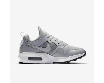 Nike Air Max Prime Mens Shoes Wolf Grey/White/Wolf Grey Style: 876068-002