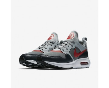 Nike Air Max Prime Mens Shoes Cool Grey/Wolf Grey/Dark Obsidian/Track Red Style: 876068-003