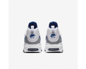 Nike Air Max Prime Mens Shoes White/Wolf Grey/Black/International Blue Style: 876068-101
