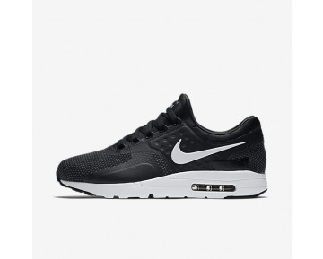 Nike Air Max Zero Essential Mens Shoes Black/Dark Grey/White Style: 876070-004