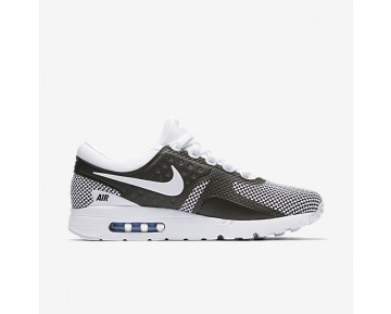 Nike Air Max Zero Essential Mens Shoes White/Obsidian/Soar/White Style: 876070-103