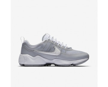 Nike Zoom Spiridon Ultra Mens Shoes White/Wolf Grey/White Style: 876267-100