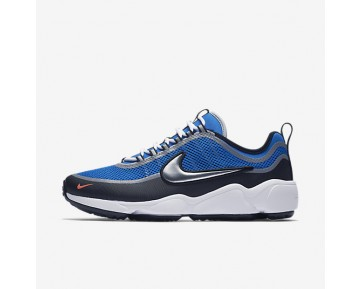 Nike Zoom Spiridon Ultra Mens Shoes Regal Blue/Black/Crimson/Metallic Silver Style: 876267-400