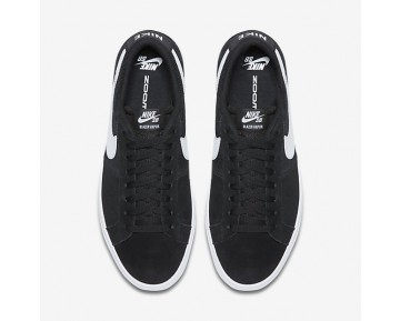 Nike SB Blazer Vapor Mens Shoes Black/White Style: 878365-010