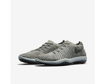 NikeLab Free Transform Flyknit Womens Shoes Light Charcoal/Black/Wolf Grey/Light Charcoal Style: 878552-002