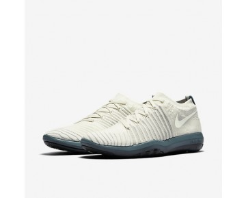 NikeLab Free Transform Flyknit Womens Shoes Sail/Black/Pale Grey/Sail Style: 878552-100