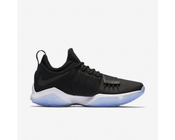 Nike PG1 Mens Shoes Black/White/Hyper Turquoise/Black Style: 878627-001