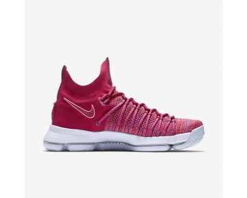 Nike Zoom KD 9 Elite Mens Shoes University Red/Noble Red/Palest Purple Style: 878637-666