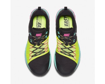 Nike Air Zoom Wildhorse 4 Mens Shoes Black/Volt/Hyper Turquoise/White Style: 880565-007
