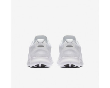 Nike Free RN 2017 Womens Shoes White/Black/Pure Platinum/White Style: 880840-100