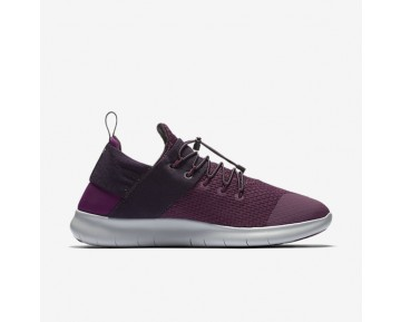Nike Free RN Commuter 2017 Mens Shoes Bordeaux/White/Tough Red/Port Wine Style: 880841-600
