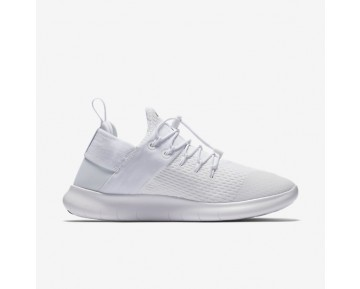 Nike Free RN Commuter 2017 Womens Shoes White/White/White Style: 880842-100