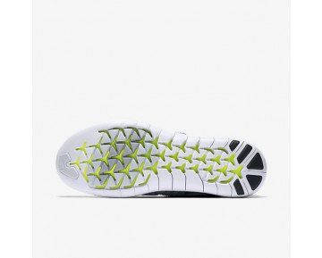 Nike Free RN Motion Flyknit 2017 Womens Shoes Wolf Grey/Cool Grey/Volt/Black Style: 880846-002