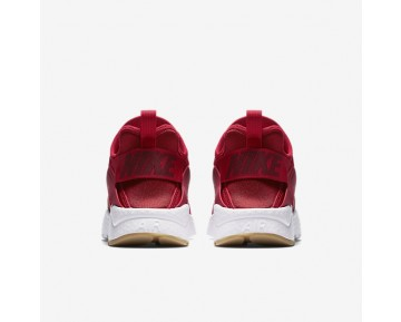 Nike Air Huarache Ultra SI Womens Shoes Gym Red/White/Gum Light Brown/Gym Red Style: 881100-600