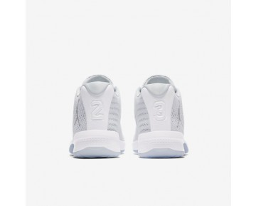 Jordan B. Fly Mens Shoes White/Pure Platinum/Wolf Grey Style: 881444-100