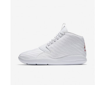 Jordan Eclipse Chukka Mens Shoes White/Black/Gym Red Style: 881453-101