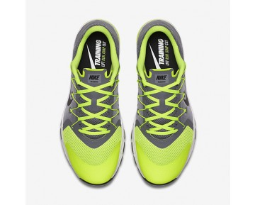 Nike Zoom Train Complete Mens Shoes Cool Grey/Volt/White/Black Style: 882119-007