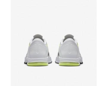 Nike Zoom Train Complete Mens Shoes White/Pure Platinum/Volt/Black Style: 882119-100