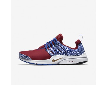 Nike Air Presto QS Mens Shoes Gym Red/White/Racer Blue Style: 886043-600
