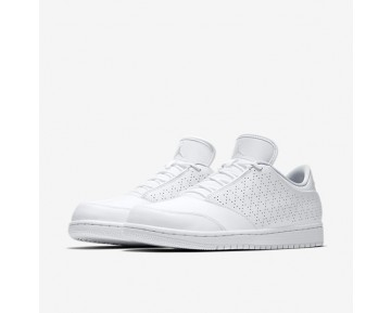 Jordan 1 Flight 5 Low Mens Shoes White/Pure Platinum/White Style: 888264-100