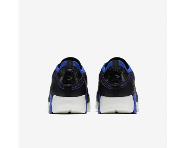 Nike Air Max 90 Ultra 2.0 Flyknit PNCL Womens Shoes Racer Blue/Hyper Violet Style: 889694-401