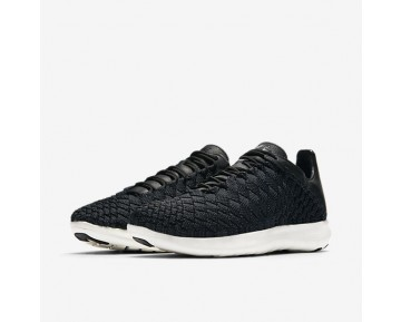 fabd81112493 NikeLab Free Inneva Motion Woven Mens Shoes Black Thunder Blue Black Style   894989