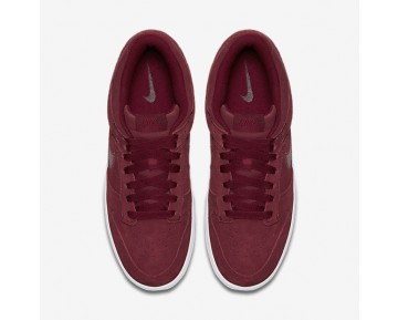 Nike Dunk Retro Low Mens Shoes Team Red/White/Team Red Style: 896176-601