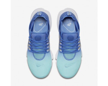 Nike Air Presto Ultra Breathe Womens Shoes Still Blue/Polarised Blue/Glacier Blue/White Style: 896277-400