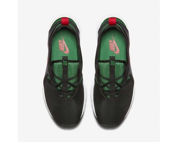 Nike Loden Womens Shoes Black/Pine Green/Atom Red Style: 896298-003